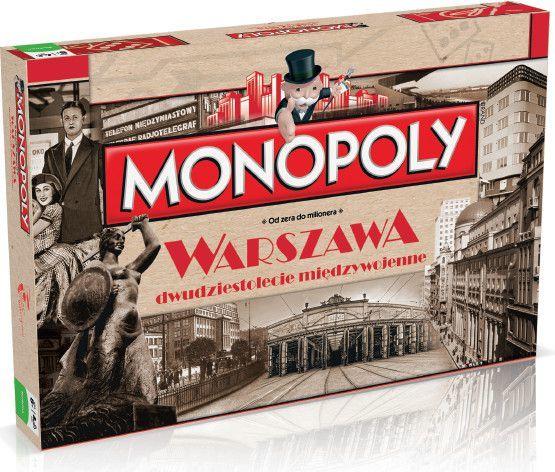 Hasbro Monopoly Warszawa XXlecie (024990) 1