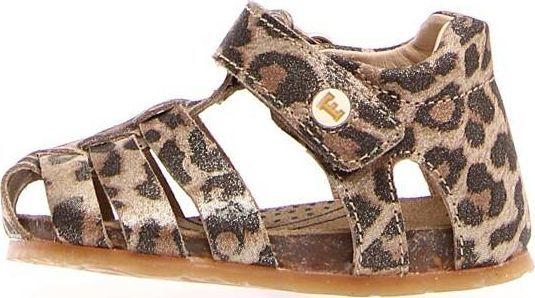 FALCOTTO FALCOTTO ALBY złote sandały pantera 0Q06 25 1