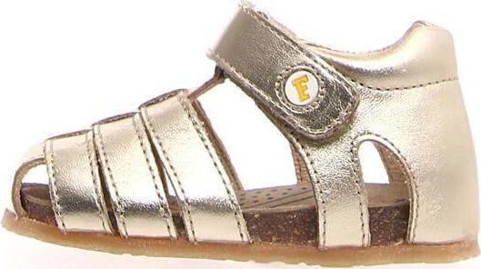 FALCOTTO FALCOTTO ALBY złote sandały 0Q06 22 1