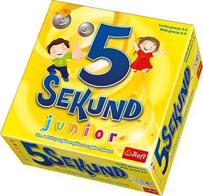 Trefl 5 Sekund Junior (01138) 1
