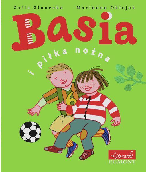 EGMONT Basia, Basia i piłka nożna - 05416 1