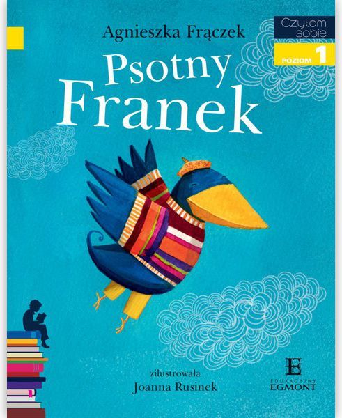 EGMONT Książka Psotny Franek - 55593 1