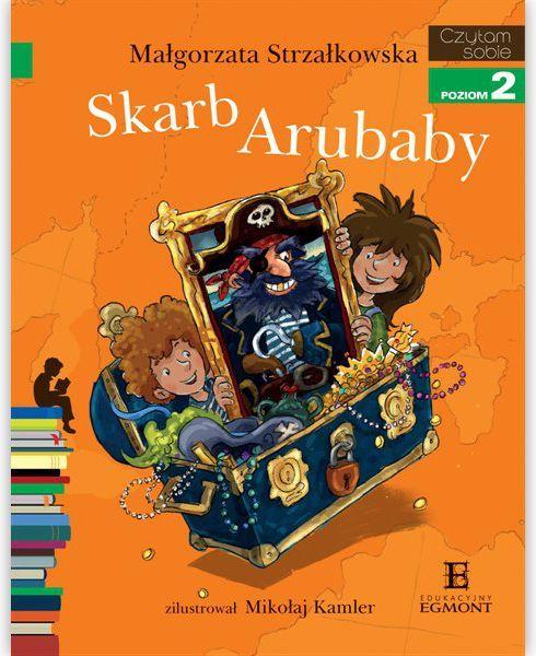 EGMONT Książka Skarb Arubaby - 55722 1