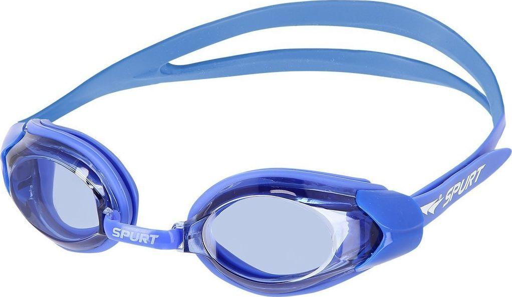 NILS Okulary Pływackie KOR-2 AF Ciemno-niebieskie 1