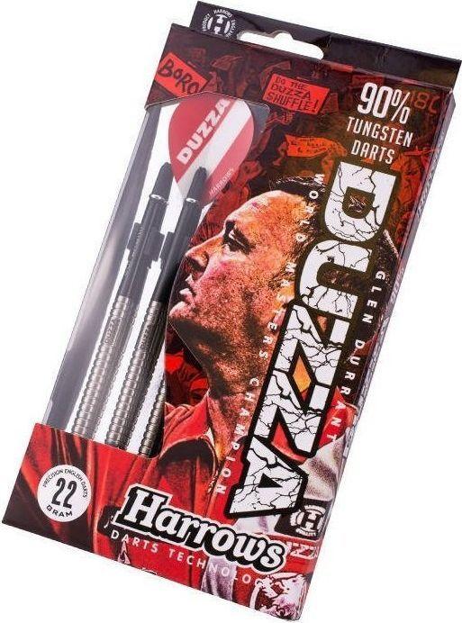 Harrows Rzutki Harrows Glen Duzza Durrant 90% Steeltip 24 g 1