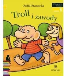Książka Troll i Zawody - 60733 1