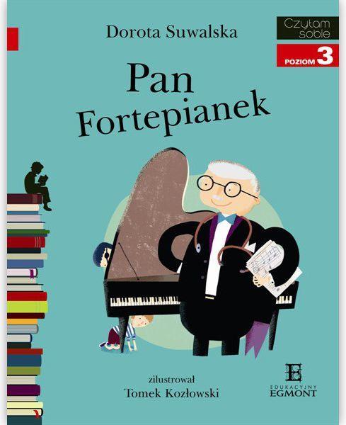 EGMONT Książka Pan Fortepianek - 77908 1