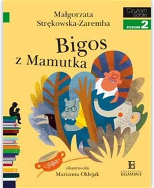 EGMONT Książka Bigos Mamutka - 77823 1