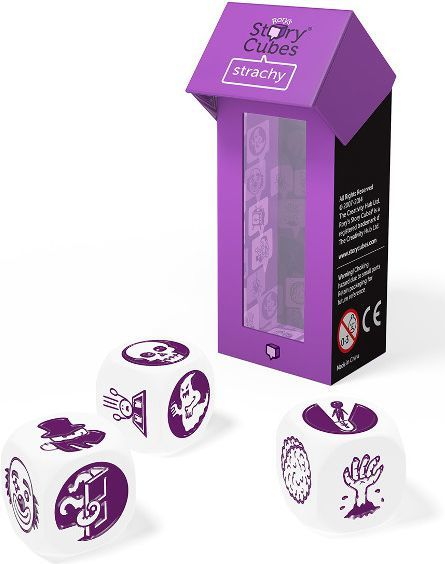 Rebel Gra Story Cubes: Strachy 98326 1