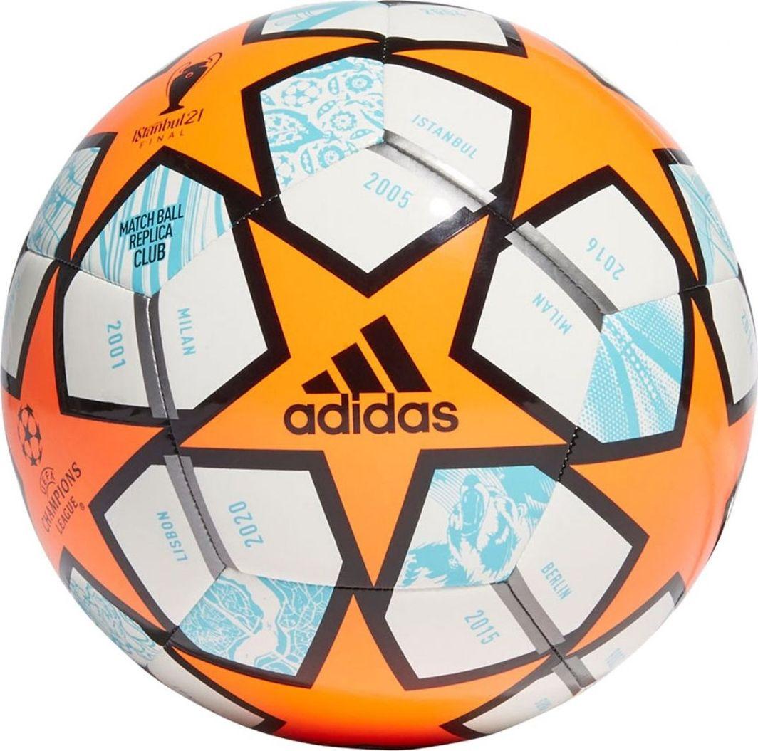 Adidas Piłka nożna adidas Finale 21 20th Anniversary UCL Club GK3469 5 1