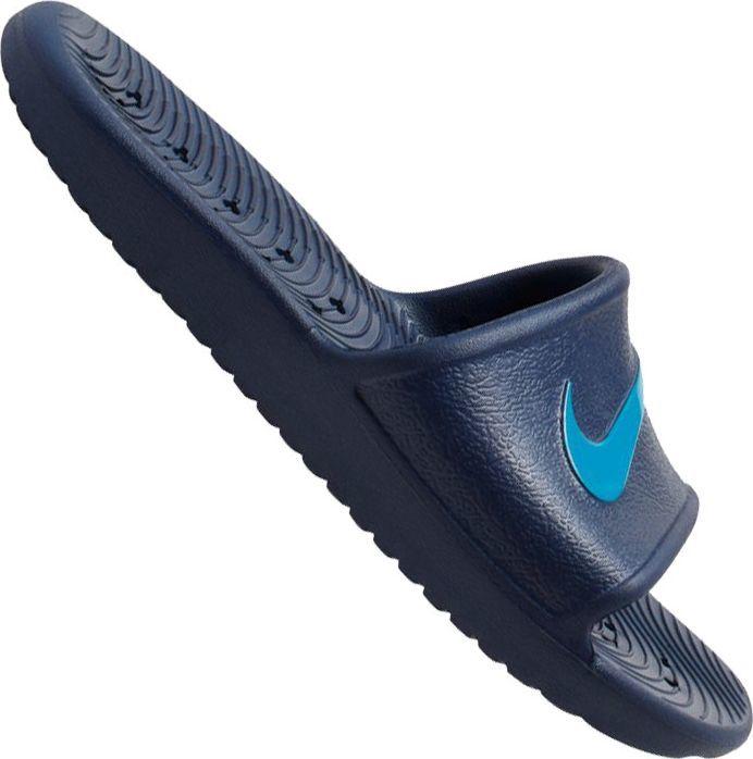 Nike Klapki Nike Kawa Shower GS/PS Jr BQ6831 33.5 1