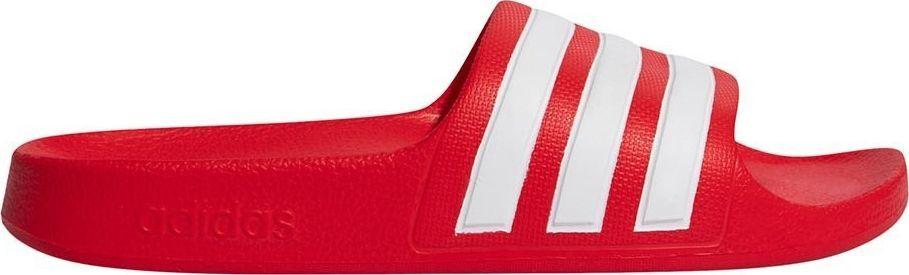 Adidas Klapki Adilette Aqua FY8066 Czerwone  r. 33 1