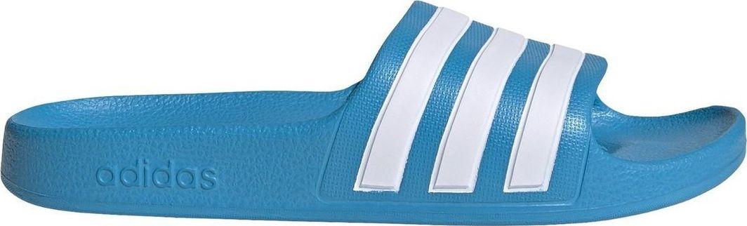 Adidas Klapki adilette Aqua K FY8071 niebieskie r. 33 1