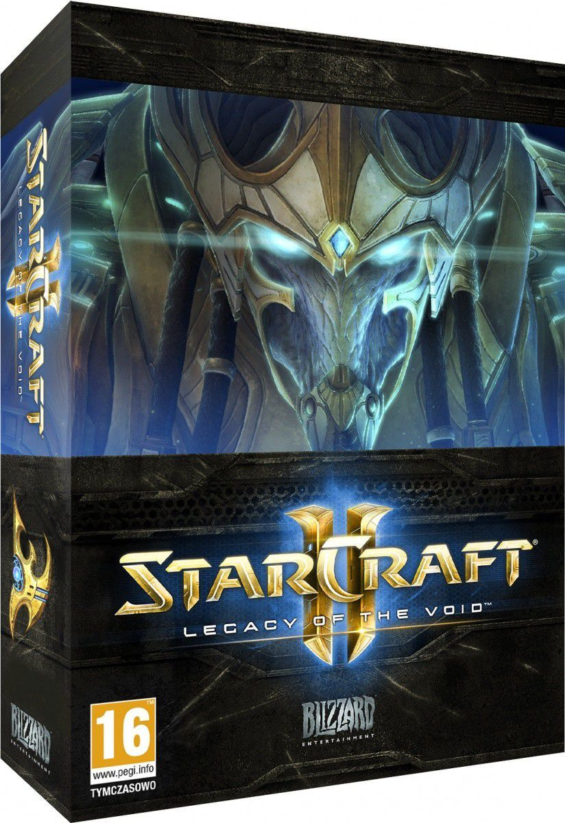 StarCraft 2 Legacy of the Void PC 1