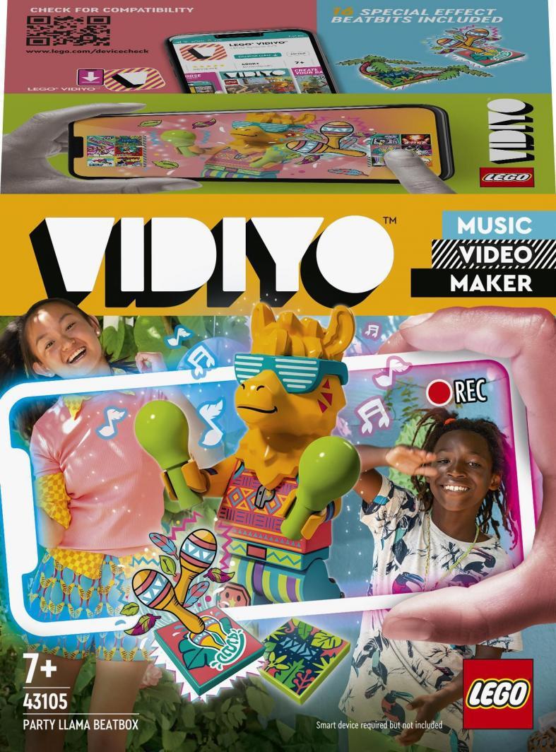 LEGO  Vidiyo Party Llama BeatBox (43105) 1