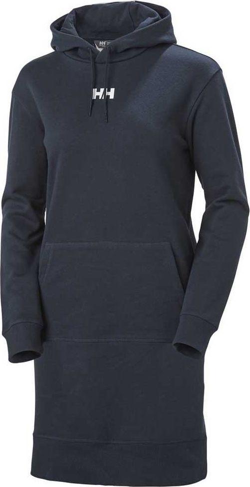 Helly Hansen Sukienka W ACTIVE HOODIE DRESS Navy r. S (53436_597) 1