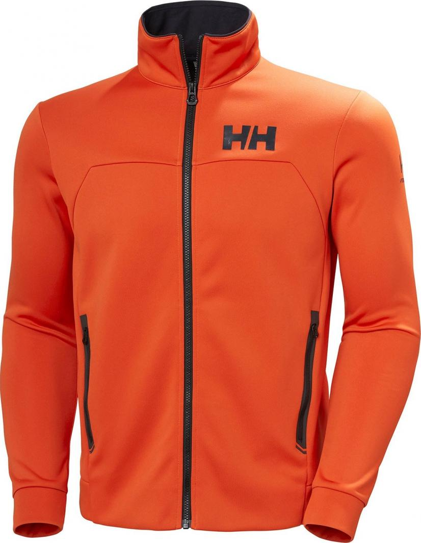 Helly Hansen Kurtka męska HP FLEECE JACKET Patrol Orange r. XL (34043_300) 1