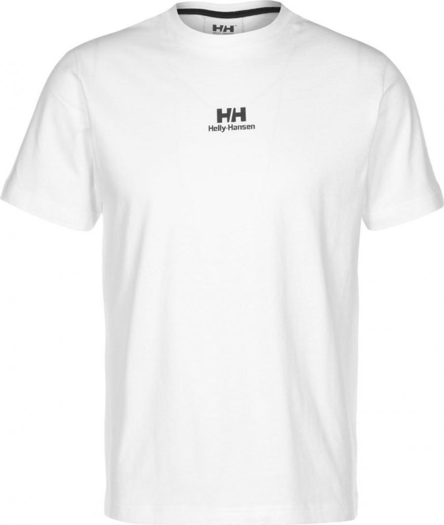 Helly Hansen Koszulka męska YU20 Logo T-shirt White r. L 1