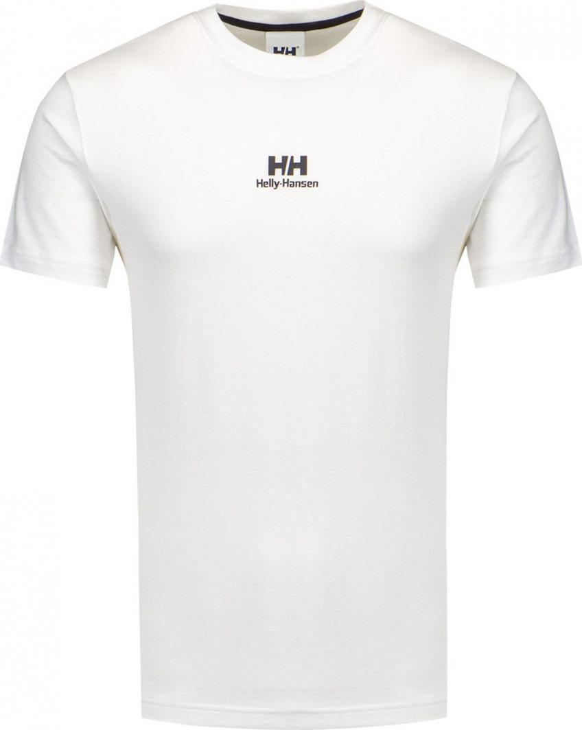 Helly Hansen Koszulka męska YU20 Logo T-shirt White r. XL 1