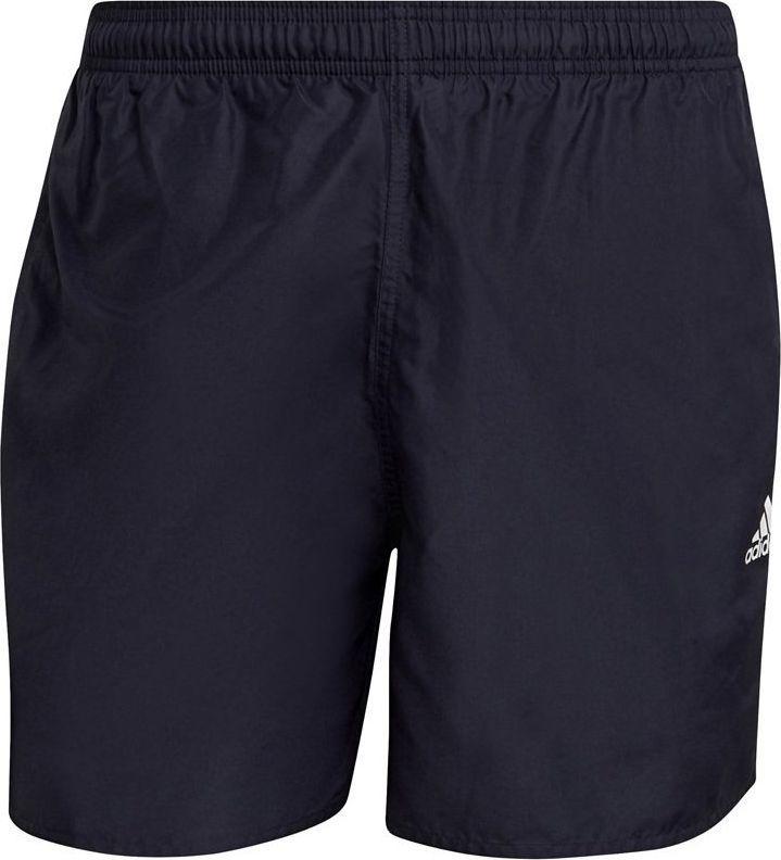 Adidas Granatowy S 1