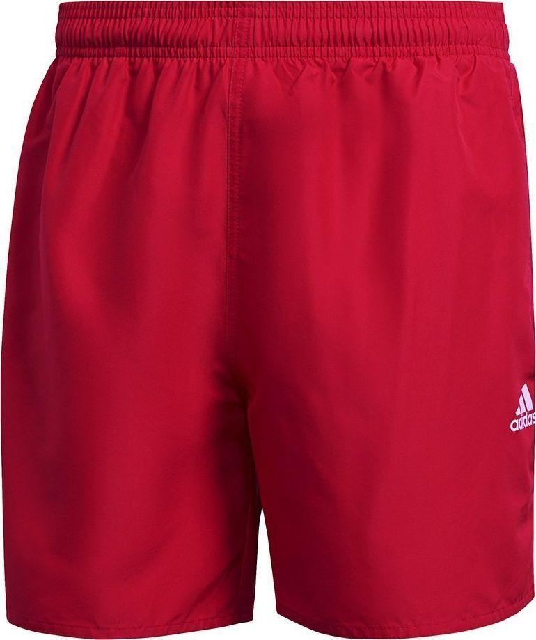 Adidas Czerwony 2XL 1