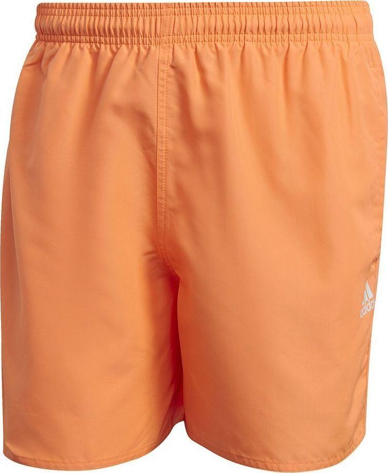 Adidas Pomarańczowy M 1
