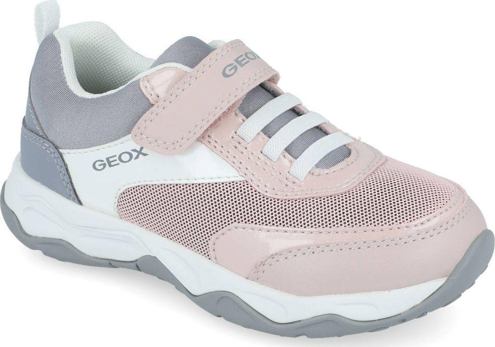 Geox Półbuty sneakers dziewczęce GEOX J04CMA różowy 32 1