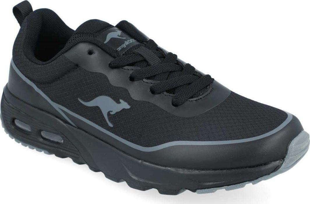 Kangaroos Sneakersy chłopięce KangaROOS 18622 czarny 40 1