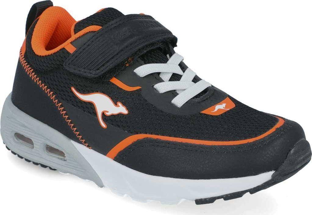 Kangaroos Sneakersy chłopięce KangaROOS 18711 czarny 31 1