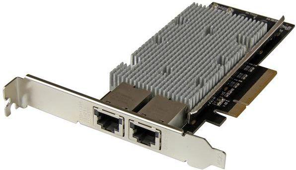 Karta sieciowa StarTech 2-PORT PCIE 10GB ETHERNET NIC (ST20000SPEXI) 1