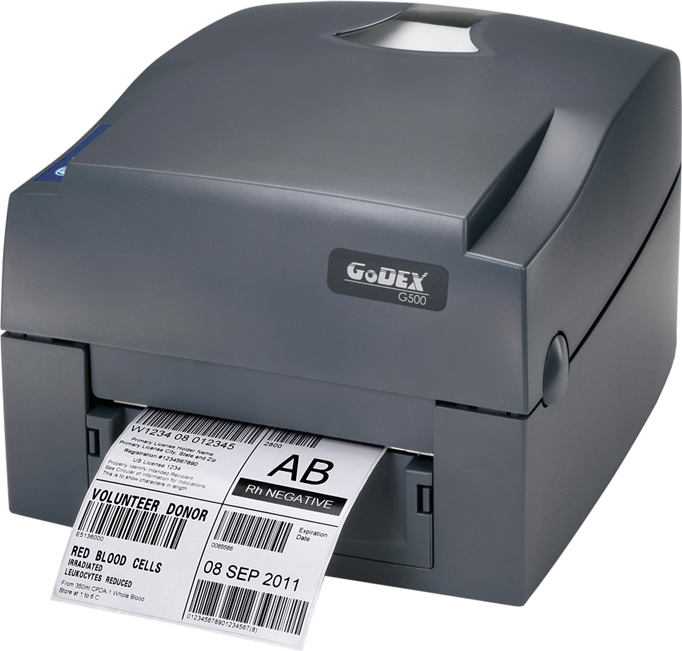 Drukarka etykiet Godex G530 Thermotransfer - (GP-G530-UES) 1
