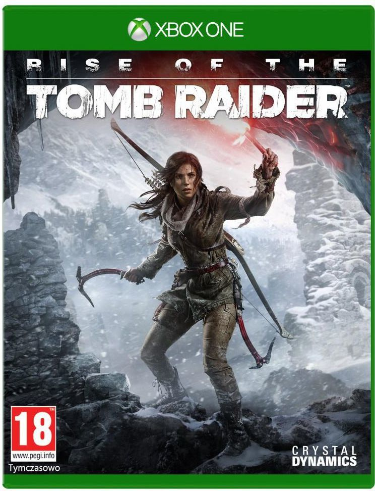 Rise of the Tomb Raider (PD5-00015) 1