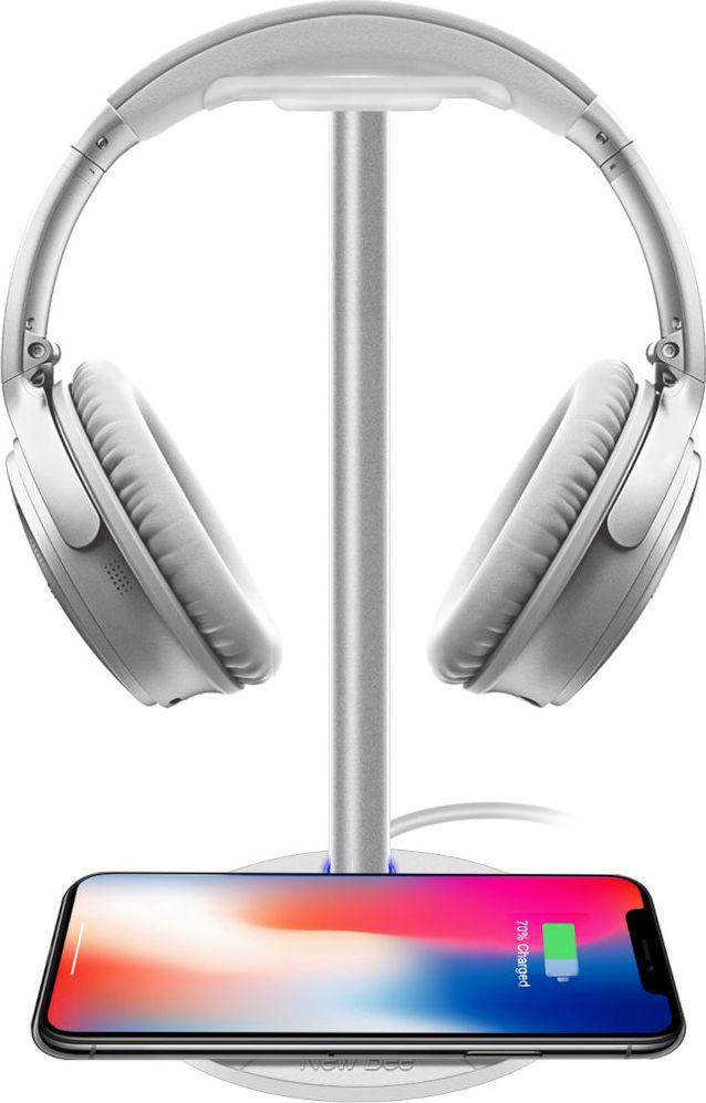 New Bee Stojak na słuchawki Z2 biały (NB-Z2-WH) 1