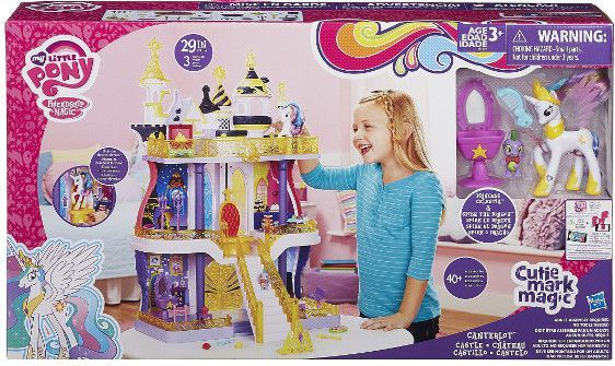 Hasbro My Little Pony Zamek Canterlot (B1373) 1
