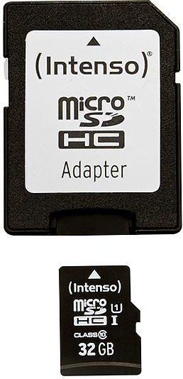 Karta Intenso Premium MicroSDHC 32 GB Class 10  (3423480) 1