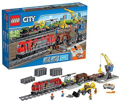 LEGO City HeavyHaul Train (60098) 1