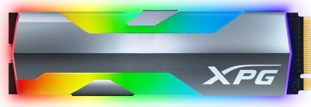 Dysk SSD ADATA XPG SPECTRIX S20G 1 TB M.2 2280 PCI-E x4 Gen3 NVMe (ASPECTRIXS20G-1T-C) 1