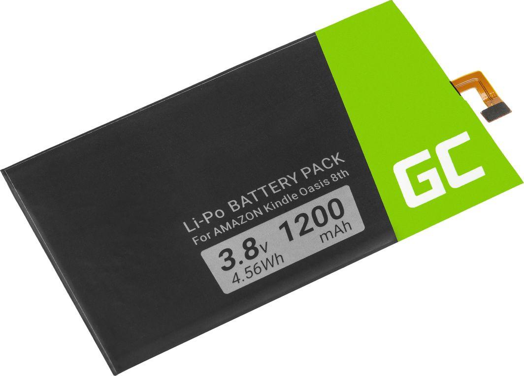 Green Cell Bateria do czytnika e-book Amazon Kindle Oasis 8th (58-000124) 1