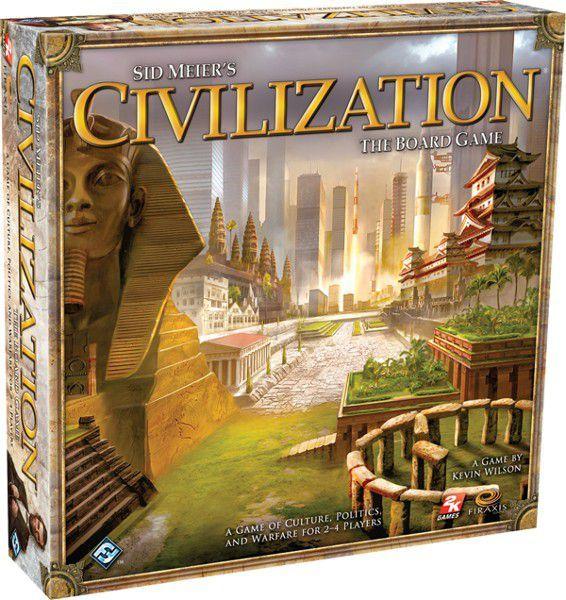 Galakta Gra Civilization (9355) 1