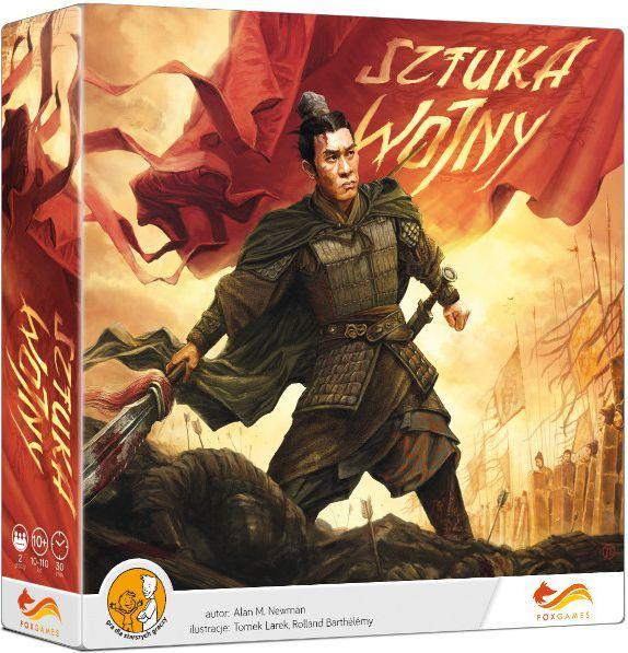 FoxGames Gra Sztuka Wojny (9767) 1