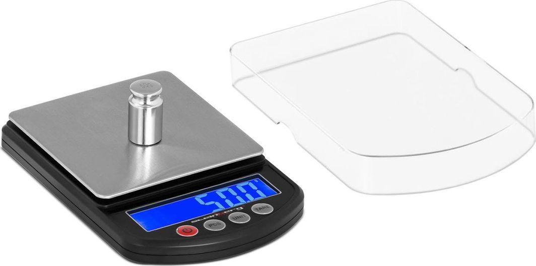 Waga kuchenna Steinberg Waga precyzyjna jubilerska dokładna zliczanie sztuk 3 kg / 0.1 g Waga precyzyjna jubilerska dokładna zliczanie sztuk 3 kg / 0.1 g 1