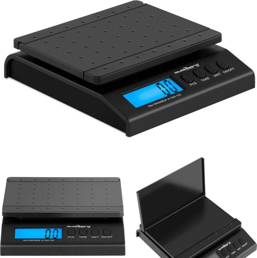 Waga kuchenna Steinberg Waga przemysłowa paczkowa do 30 kg / 10g LCD Waga przemysłowa paczkowa do 30 kg / 10g LCD 1