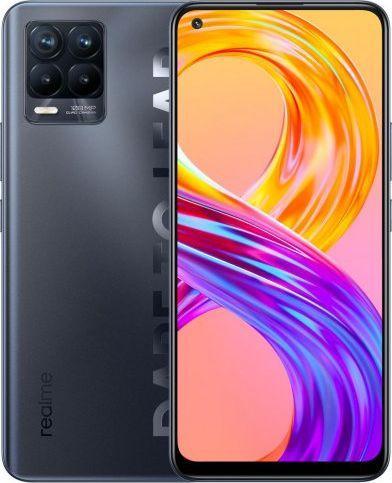 Smartfon realme 8 Pro 128 GB Dual SIM Czarny  (RMX3081) 1