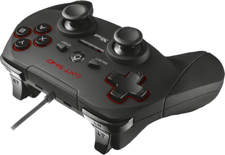 Gamepad Trust GXT 540 (20712) 1