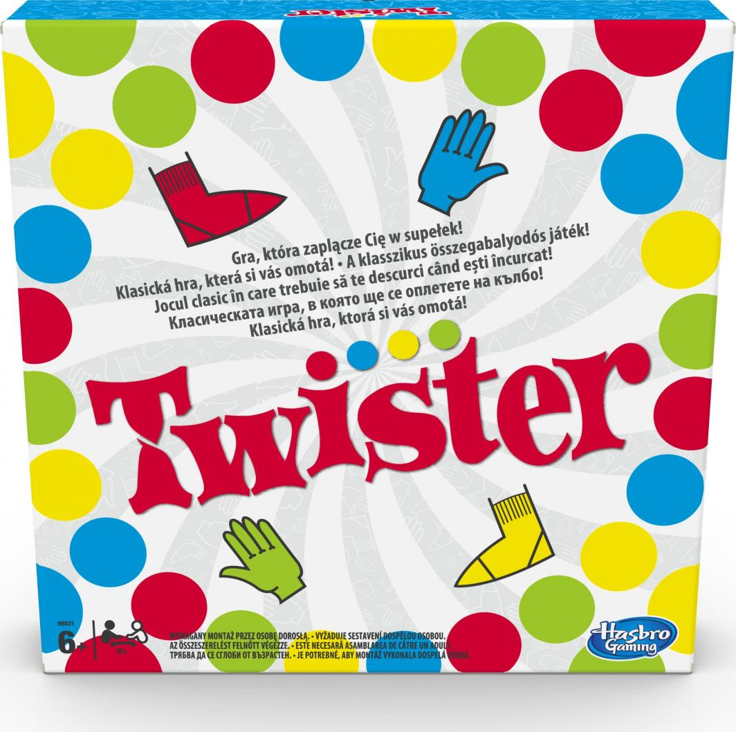 Hasbro Twister Refresh (98831) 1