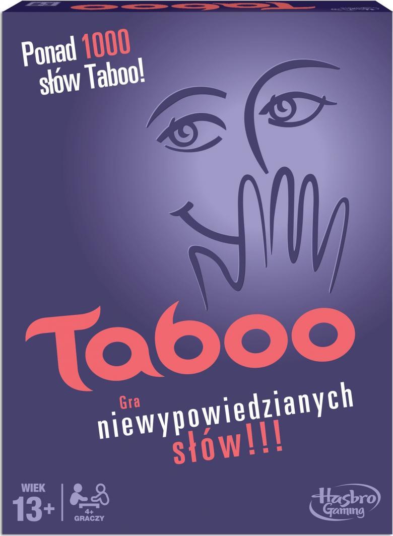Hasbro Taboo Tabu (A4626) 1