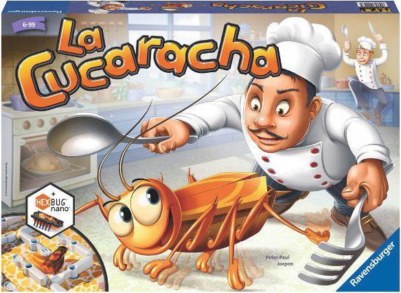 Ravensburger Gra La Cucaracha (222520) 1
