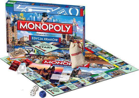 Hasbro Monopoly Kraków (99432) 1