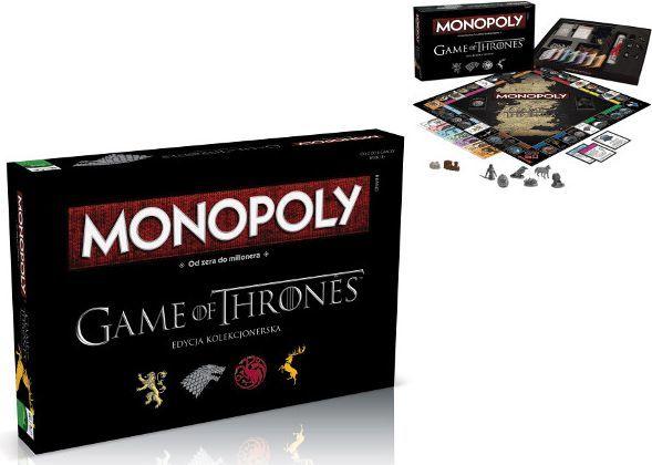 Hasbro Monopoly - Gra o Tron (E3278) 1