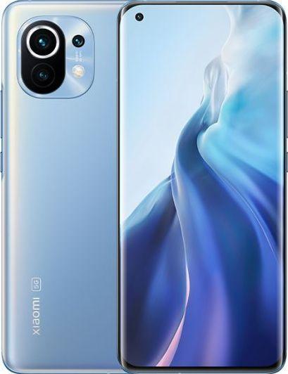 Smartfon Xiaomi Mi 11 5G 8/256GB Dual SIM Niebieski  (MZB08JGEU) 1